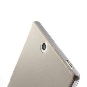 Ultra slim pouzdro na Sony Xperia Z ultra- šedé - 5