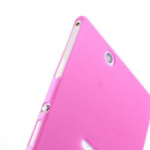 Ultra slim pouzdro na Sony Xperia Z ultra- růžové - 5