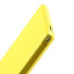 Ultra slim pouzdro na Sony Xperia Z ultra- žluté - 5/5