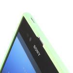 Ultra slim pouzdro na Sony Xperia Z ultra- zelené - 5/5