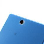 Ultra slim pouzdro na Sony Xperia Z ultra- modré - 5/5
