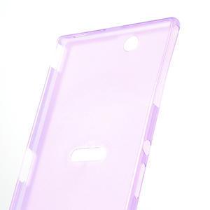 Ultra slim pouzdro na Sony Xperia Z ultra- fialové - 5