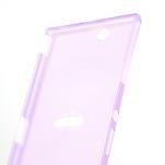 Ultra slim pouzdro na Sony Xperia Z ultra- fialové - 5/6