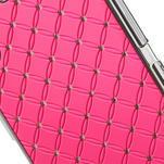 Drahokamové pouzdro na Sony Xperia Z1 C6903 L39- světlerůžové - 5/5