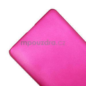 Pogumované  pouzdro pro LG Optimus L9 II D605- růžové - 5