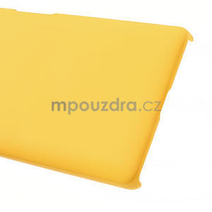 Pogumované  pouzdro pro LG Optimus L9 II D605- žluté - 5
