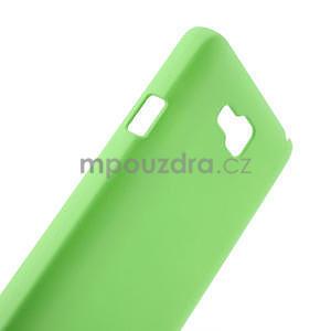 Pogumované  pouzdro pro LG Optimus L9 II D605- zelené - 5