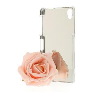 Drahokamové pouzdro na Sony Xperia Z2 D6503- růžové - 5