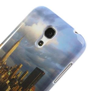 Plastové pouzdro na Samsung Galaxy S4 mini i9190- město - 5