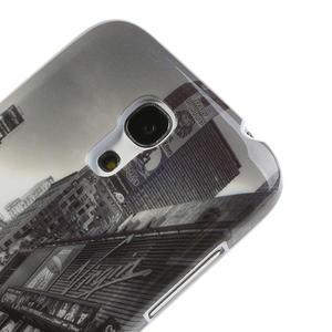 Plastové pouzdro na Samsung Galaxy S4 mini i9190- auto-street - 5