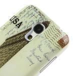 Plastové pouzdro na Samsung Galaxy S4 mini i9190- USA budova - 5/6