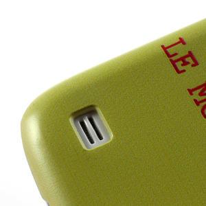 Plastové pouzdro na Samsung Galaxy S4 mini i9190- Le moustache - 5