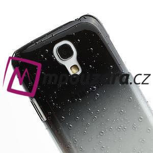 Plastové minerální pouzdro pro Samsung Galaxy S4 mini i9190- černé - 5