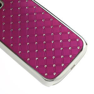 Drahokamové pouzdro pro Samsung Galaxy S3 i9300 - řůžové - 5