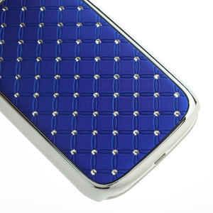 Drahokamové pro Samsung Galaxy S3 i9300 - modré - 5