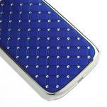 Drahokamové pro Samsung Galaxy S3 i9300 - modré - 5/5