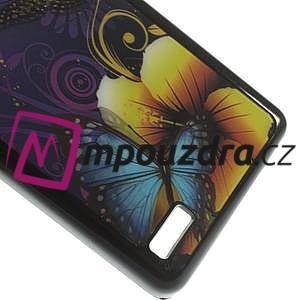 Hard Case 3D pouzdro na Xiaomi Mi3- motýlci - 5