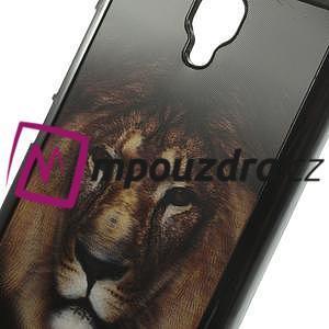 Hard Case 3D pouzdro na Xiaomi Mi3- lev - 5