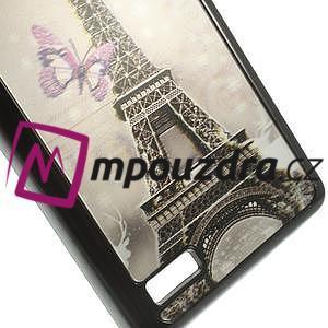 Hard Case 3D pouzdro na Xiaomi Mi3- Eiffel - 5
