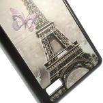 Hard Case 3D pouzdro na Xiaomi Mi3- Eiffel - 5/5