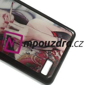 Hard Case 3D pouzdro na Xiaomi Mi3- žena - 5