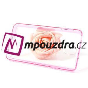 Gelové hybrid pouzdro na Samsung Galaxy Note 3- růžové - 5