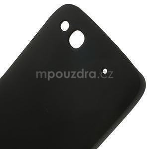 Hard Case pouzdro na Alcatel One Idol Alpha 6032 A - černé - 5