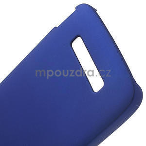Hard Case pouzdro na Alcatel One Idol Alpha 6032 A - modré - 5