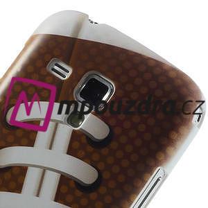 Plastové pouzdro na Samsung Trend plus, S duos - tkanička - 5