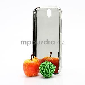 Drahokamové pouzdro pro HTC One SV- zelené - 5