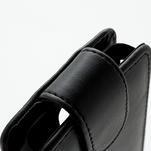 Flipové pouzdro na Nokia Lumia 620- černé - 5/6