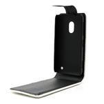 Flipové pouzdro na Nokia Lumia 620- bílé - 5/5