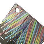 Peněženkové pouzdro na Sony Xperia L C2105 - meteor - 5/7