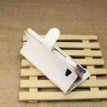 Peněženkové pouzdro pro HTC Desire 601- bílé - 5/7
