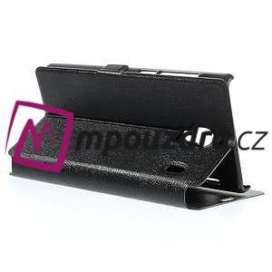 Peněženkové pouzdro na Xiaomi Hongmi Red Rice- černé - 5