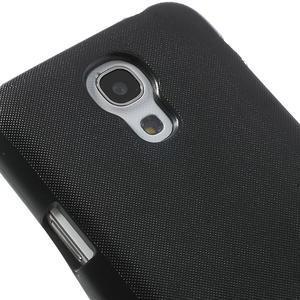 Flipové folio pouzdro na Samsung Galaxy S4 mini i9190- černé - 5