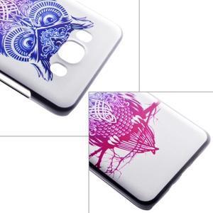 Plastový obal na mobil Samsung Galaxy J5 (2016) - sova - 5