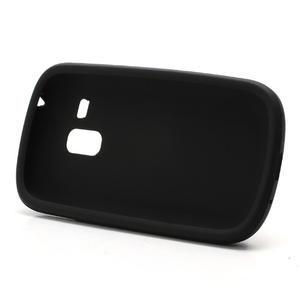 Silikonové PNEU pro Samsung Galaxy S3 mini i8190- černé - 5