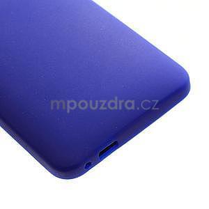 Silikonové pouzdro pro HTC one M7- modré - 5