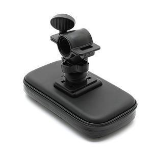 Voděodolný obal na kolo pro mobilní telefony do 14 x 7,5 cm - 5