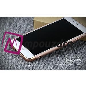 Luxusní odolný obal 3v1 na mobil Honor 8 - zlatorůžový - 5