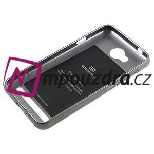 Luxusní gelový obal na mobil Huawei Y3 II - šedá - 5