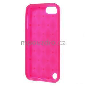 Brite silikonový obal s kamínky iPod Touch 6 / Touch 5 - rose - 5