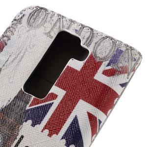 Emotive PU kožené pouzdro na LG K8 - United Kingdom - 5