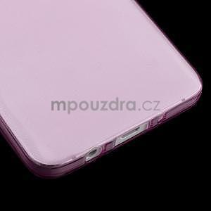 Slim obal na Samsung Galaxy A3 - růžové - 5
