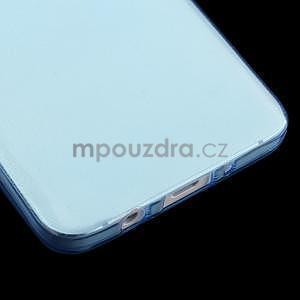 Slim obal na Samsung Galaxy A3 - světlemodré - 5