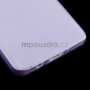 Slim obal na Samsung Galaxy A3 - fialové - 5