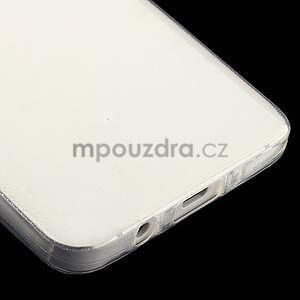 Slim obal na Samsung Galaxy A3 - transparentní - 5