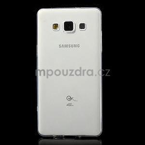 Ultra tenký obal na Samsung Galaxy A5 - transparentní - 5