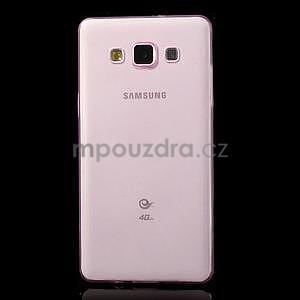 Ultra tenký obal na Samsung Galaxy A5 - rose - 5